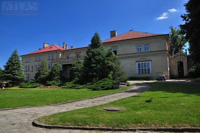 Pałac w Tarnowie-Gumniskach_Foto1