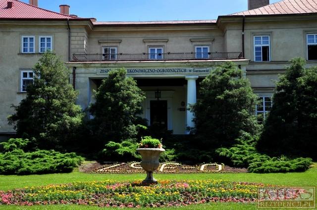Pałac w Tarnowie-Gumniskach_Foto3