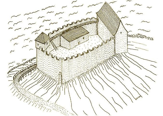 Zamek_Tropsztyn_rekonstrukcja_2