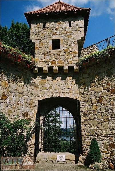 Wytrzyszczka - Zamek Tropsztyn