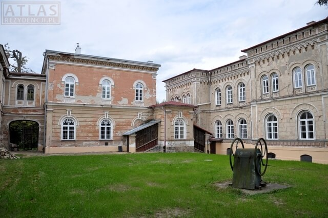 Pałac w Tyczynie