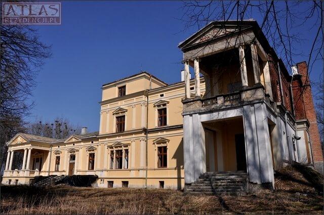 Pałac Turnauów w Urzejowicach