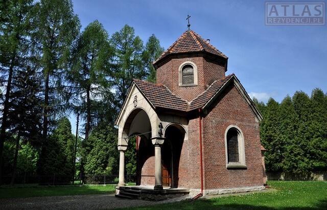 Kaplica Mycielskich w Wiśniowej