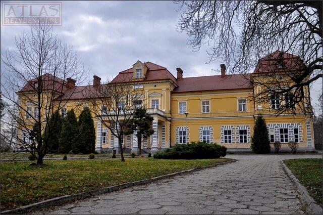 Pałac Zamoyskich w Wysocku