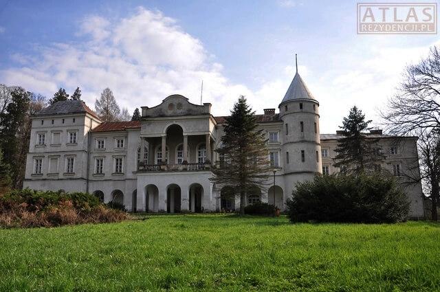Pałac we Wzdowie