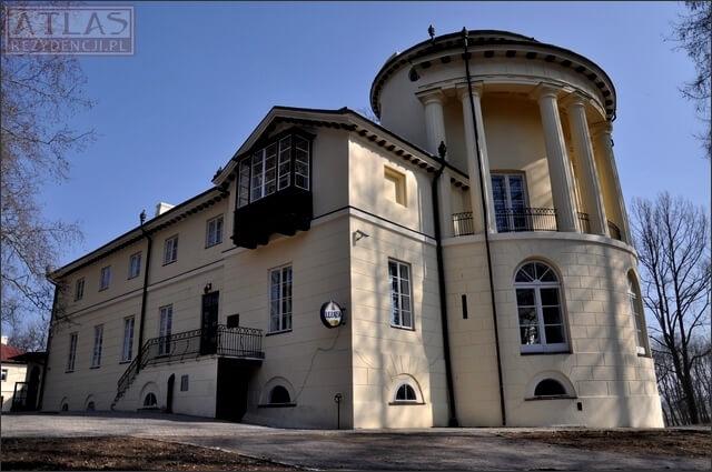 Pałac Dzieduszyckich w Zarzeczu