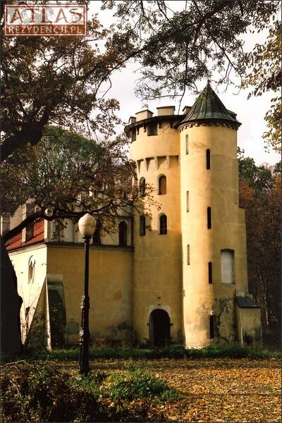 Zamek w Zawadzie