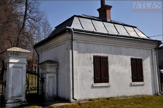 Kordegarda - Pałac w Żuklinie