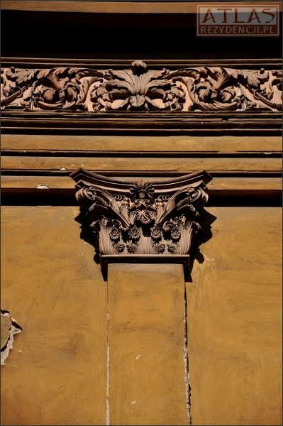 Pałac w Żuklinie