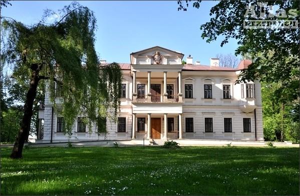 Iwonicz - Pałac