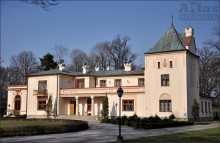 Jasionka Pałac