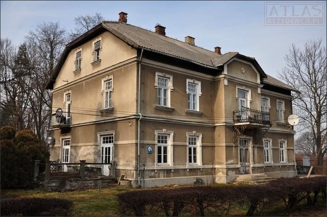 Stalowa Wola-Charzewice - Pałac Lubomirskich