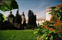 Krasiczyn - Zamek Krasickich