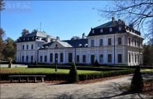 Sieniawa - Pałac Czartoryskich