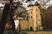 Zawada - Zamek Ligęzów