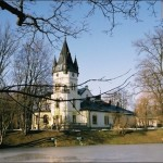 Olszanica - Pałac