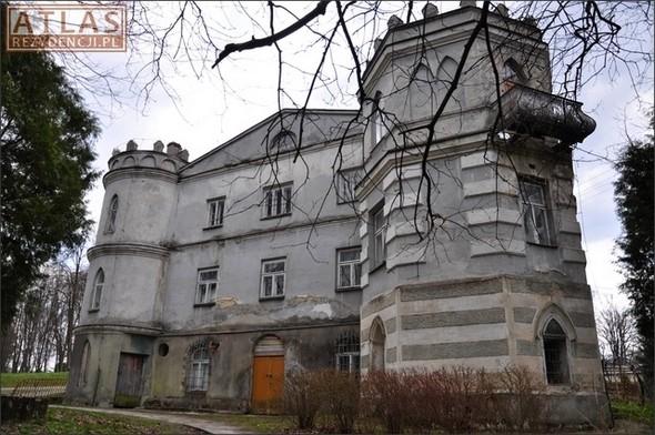 Bircza - Pałac