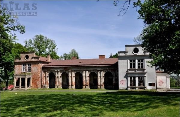Brzyska - Pałac