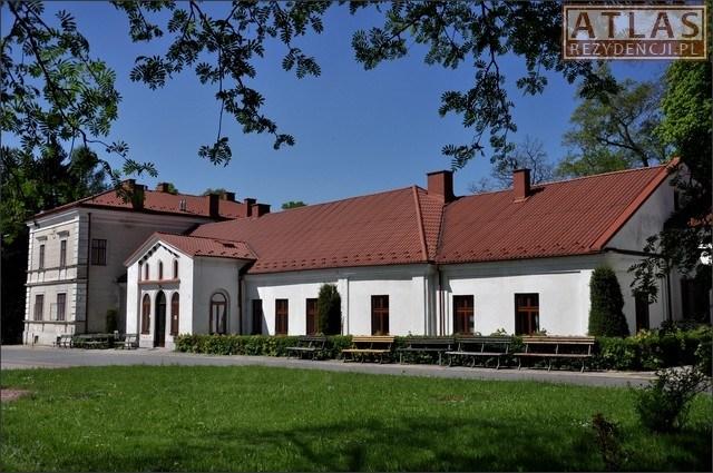 Czudec - Pałac Grabieńskich