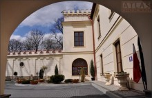 Dubiecko - Pałac Krasickich