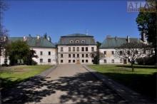 Dukla - Pałac Mniszchów