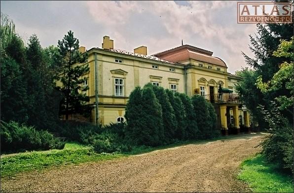 Grabownica Starzeńska - Pałac