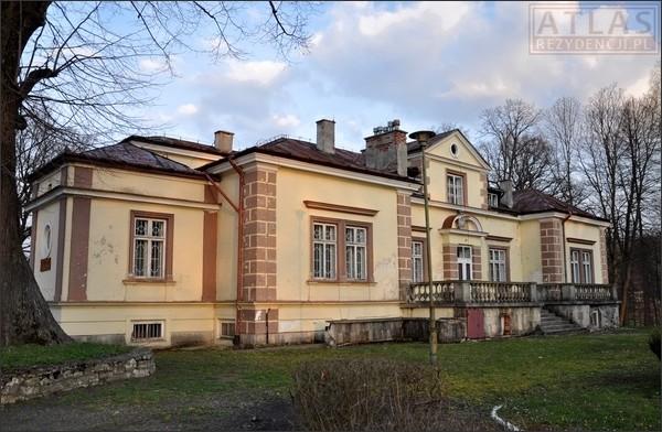 Hadle Szklarskie - dwór