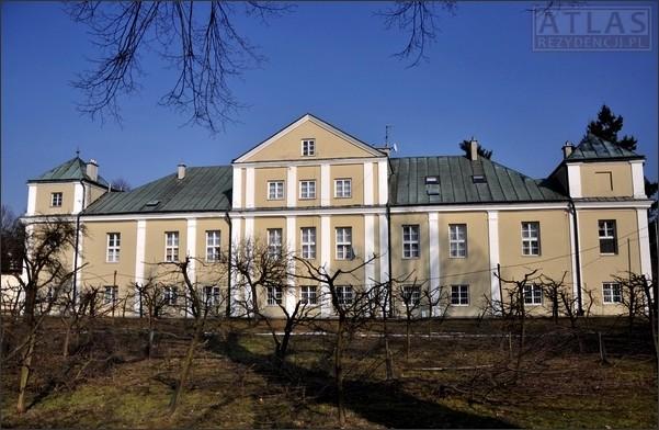 Łąka - Pałac Lubomirskich