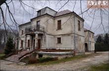 Maćkowice - Pałac