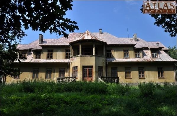 Malinie - Dwór Tarnowskich