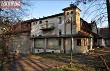Pełkinie - Pałac Czartoryskich