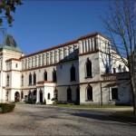 Przecław - Zamek