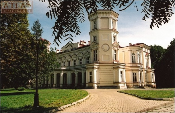 Przemyśl-Bakończyce - Pałac
