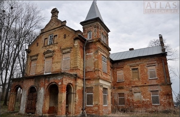Rokietnica - Pałac