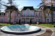 Ruda Różaniecka - Pałac