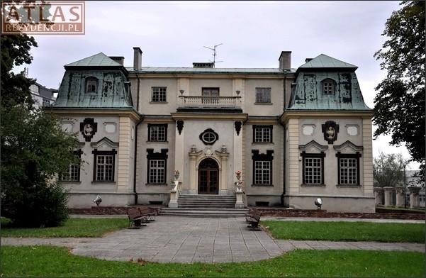 Rzeszów - Pałac Letni Lubomirskich