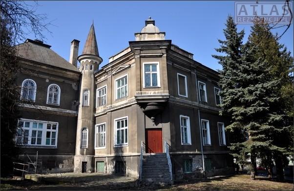 Rzeszów-Staromieście - Pałac