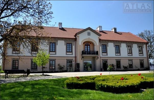 Stalowa Wola-Rozwadów - Pałac