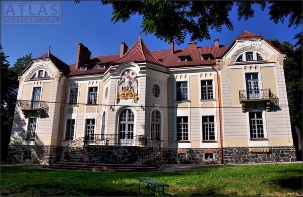 Werynia - Pałac