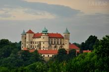 Wiśnicz – Zamek Lubomirskich