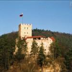 Wytrzyszczka – Zamek Tropsztyn