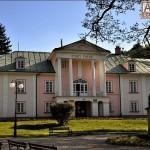 iwonicz-zdrój -stary pałac