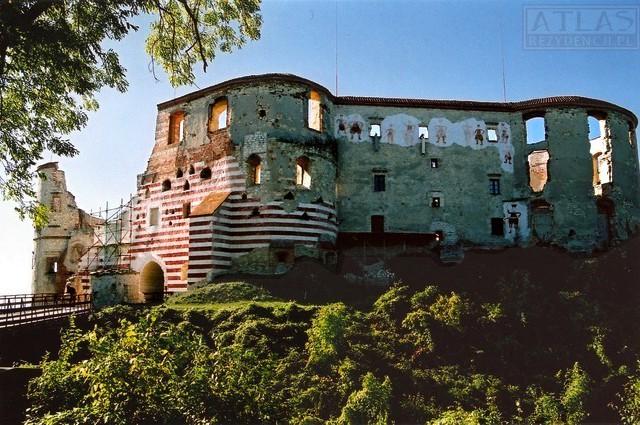 Janowiec zamek