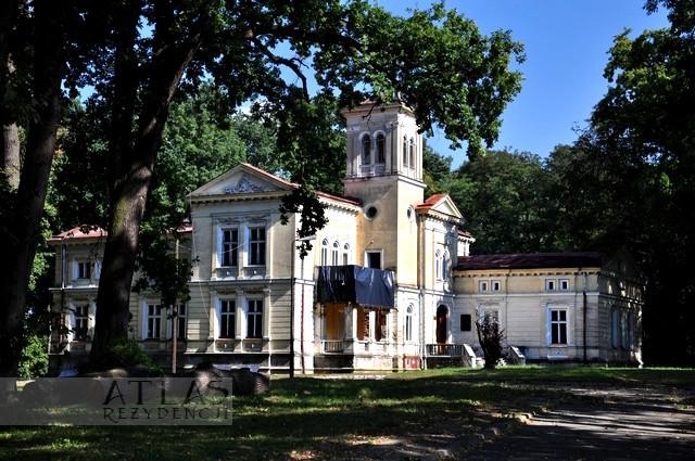 Łoniow_Pałac Moszyńskich_foto1
