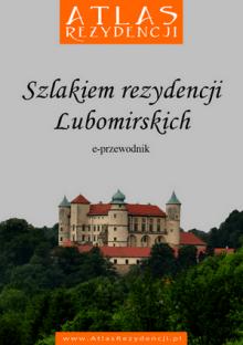 Szlakiem Lubomirskich_okładka